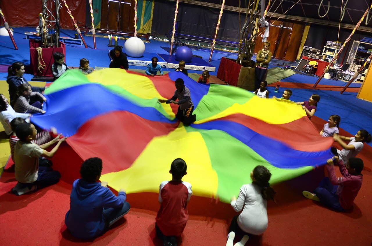 Ateliers du Cirque Octave Singulier