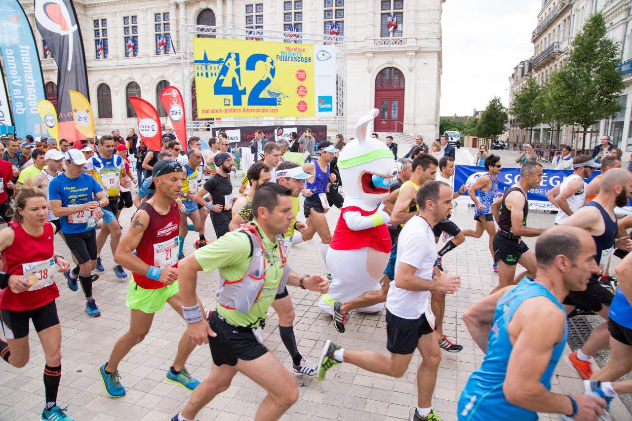 Marathon Poitiers-Futuroscope 2018
