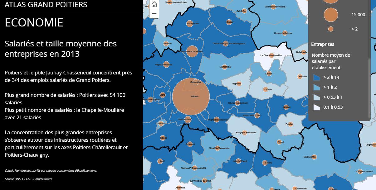Découvrir Grand Poitiers... en cartes