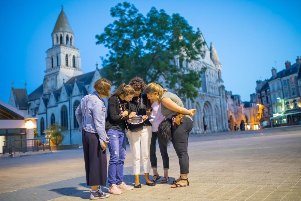 Bienvenue à Grand Poitiers