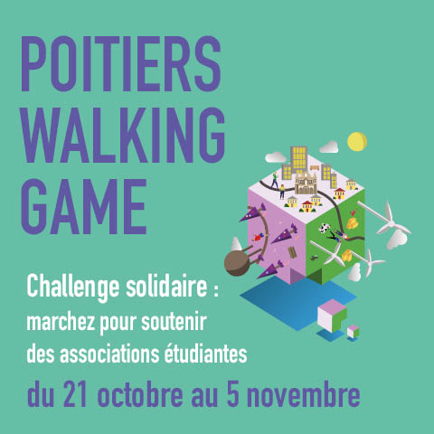 Poitiers Walking Game