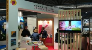 Stand Grand Poitiers Jouons le Futur - SDE 2020